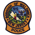 Waldwick Police Department, New Jersey