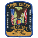 Town Creek Police Department, Alabama