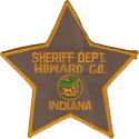 Howard County Sheriff's Office, Indiana