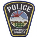 Colorado Springs Police Department, Colorado