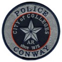 Conway Police Department, Arkansas