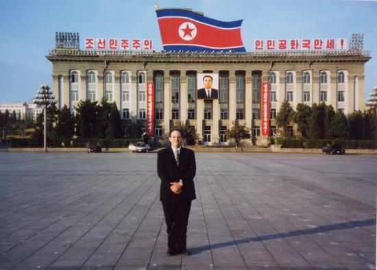 Sydney Seiler Pyongyang 2000