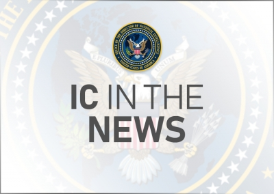 Diversity Lags at Top of U.S. Spy Agencies