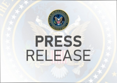 ODNI Statement on the CARES Act