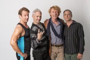 ODNT Cast Photo Dexter Brown