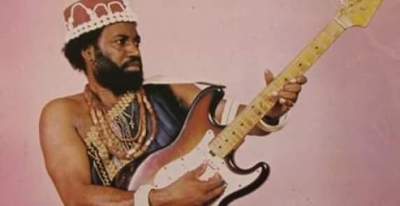 Late highlife king, Dr Sunday Oliver Akanite AKA Oliver De Coque