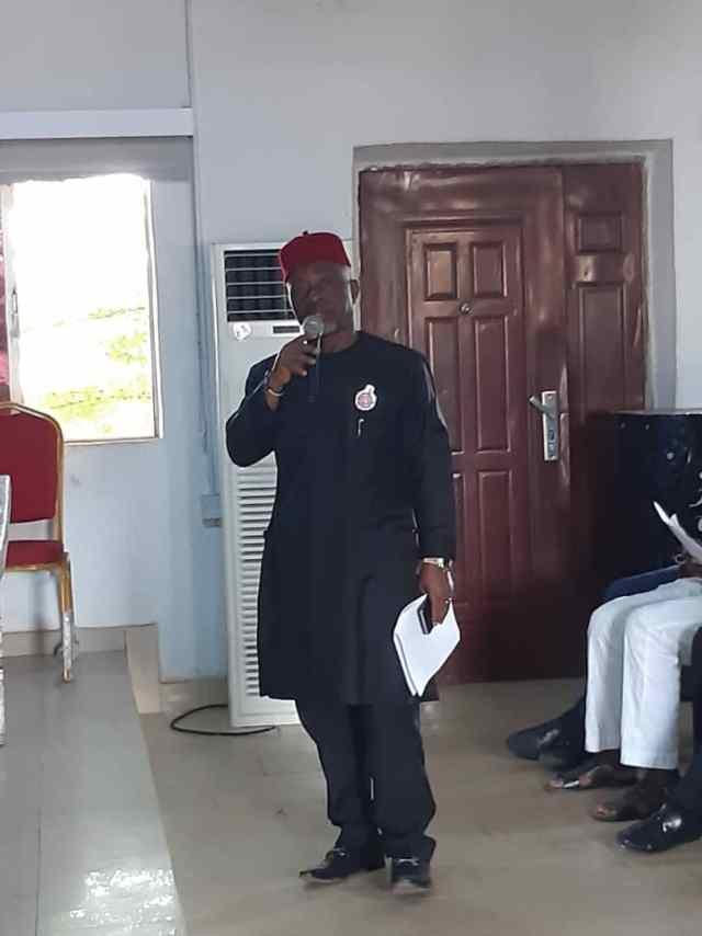 Sir Sunny Igboanuzue, PG Oraifite Improvement Union