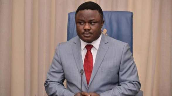 Governor Benedict Ayade of Cross River State