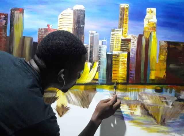 Paintings - Drawing