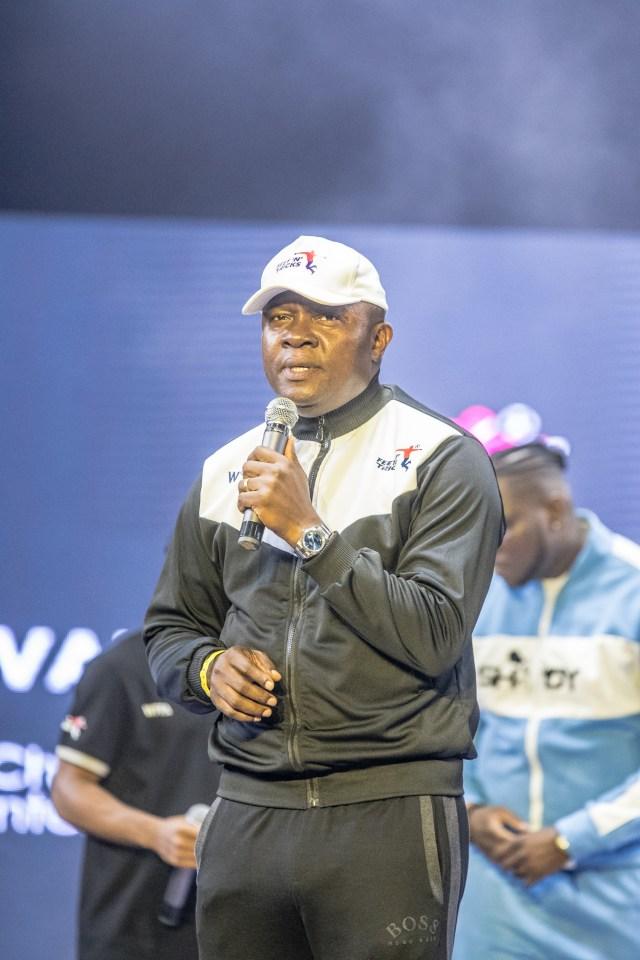 Feet trick unveils freestyle football Africa unlocked 2020 championship
