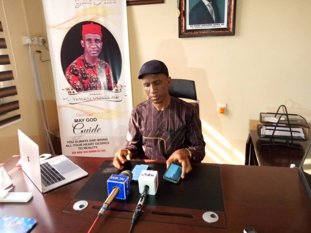 Anambra Health Commissioner Okpala Reassures NMA Collaboration To Promote Healthcare Delivery