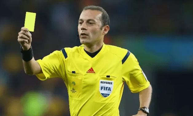 See How Much A Referees Is Paid To Officiate A Football Match In Europe.
