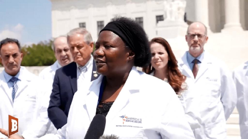 Dr. Stella Immanuel