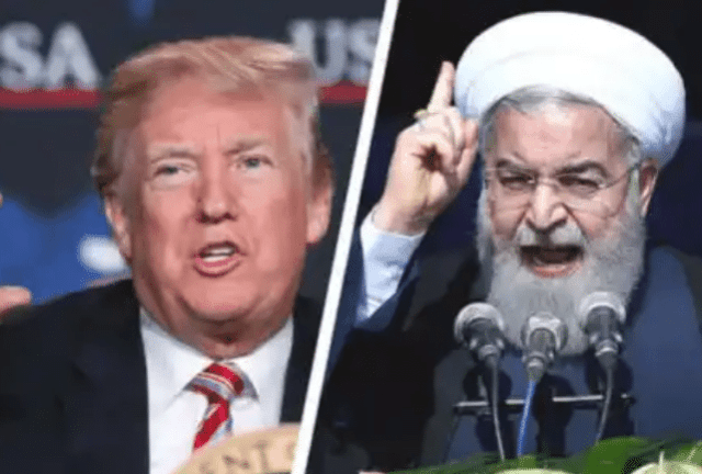 Tension: As Trump Vows Bomb Iran 1,000 Times Over If They Retaliate.