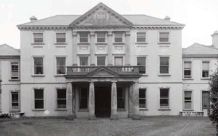 Burnham House Dingle former Ventry residence