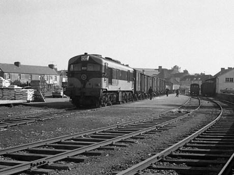 castleisland railway