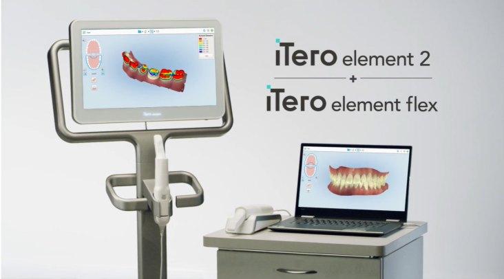 Scanner 3D ed Invisalign