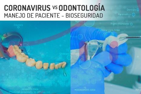 Prevención de coronavirus para dentistas