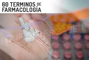 Glosario farmacologico