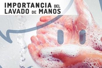 lavarse la manos previene el covid