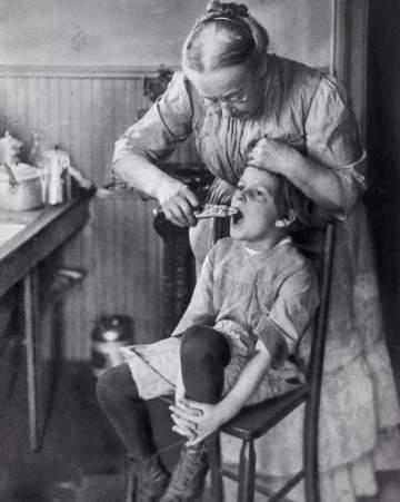 tratamientos dentales del pasado