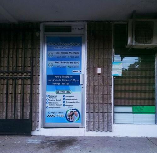 Clinica dental dental de la O edificios morados san salvador