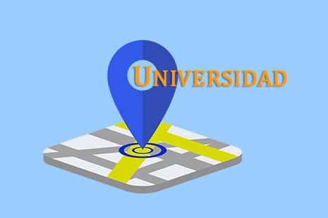 encontrar universidad