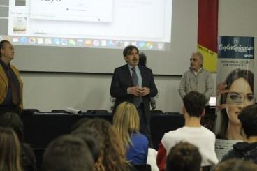 Prof. Donato Musci -D.S.. Istituto Cosmai-Bisceglie