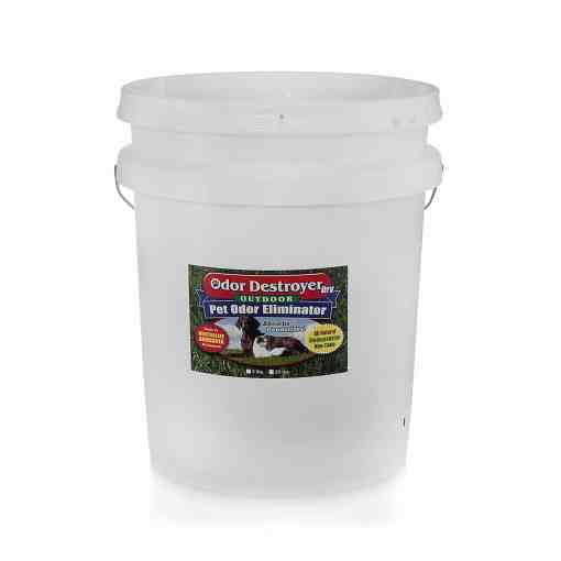 Odor Destroyer Dry outdoor pet urine odor remover - 25#