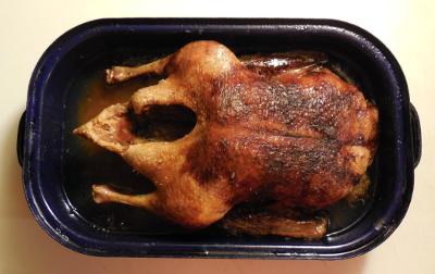 Recept na pečenou kachnu, který každý zvládne