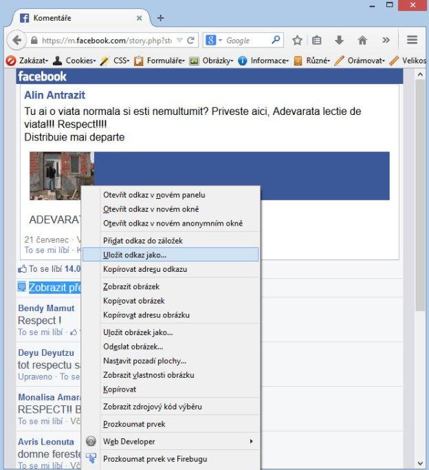 Jak stáhnout video z Facebooku?
