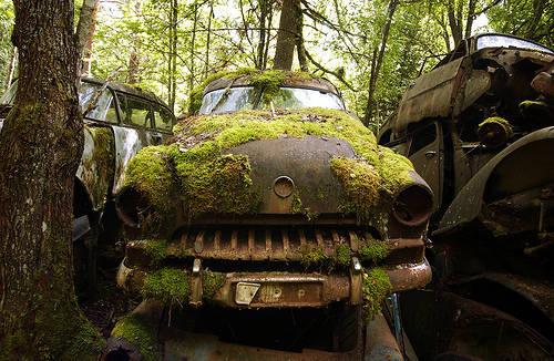 Jak na ekologickou likvidaci vozidla?