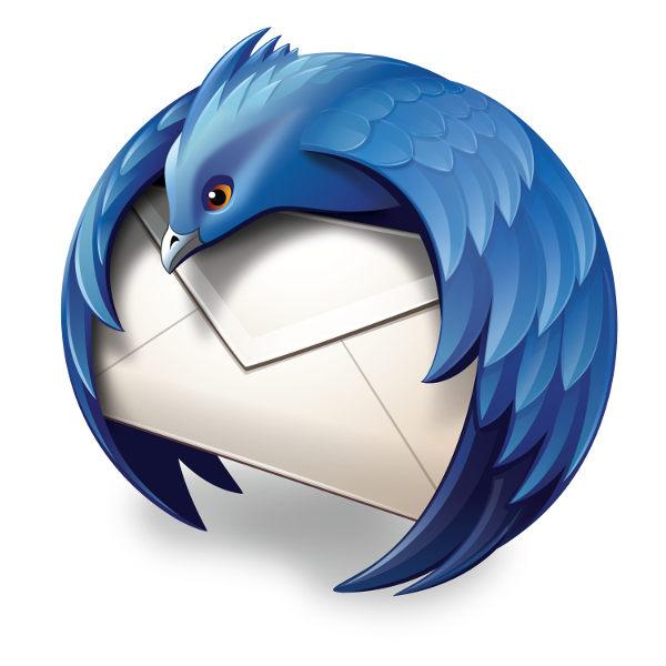 Zamrzávající Thunderbird