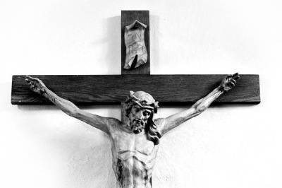 Kristus na kříži