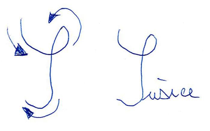 Jak se píše velké psaní S?