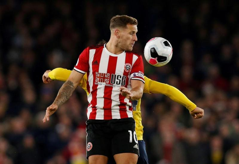 Sheffield United end Arsenal