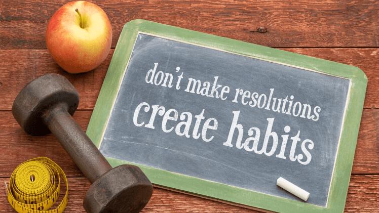jak zacząć wdrażać zdrowe nawyki