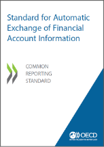 Standard of Automatic Exchange of Financial Cover Page