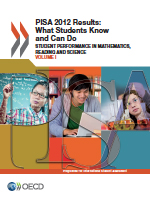 PISA 2012 Vol I (what students know and can do)