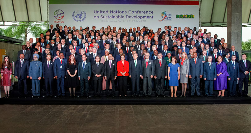 World Leaders at Rio20
