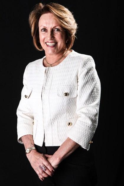 A matemática Thelma Krug, vice-presidente do IPCC. Foto: Inpe