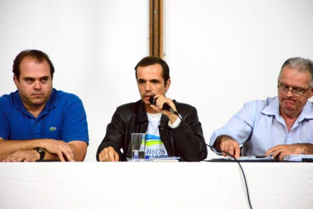 Alexandre Ferro, da Amigos do Formoso, criticou a gestão ambiental do município e diz que criar novas UCs não vai resolver os problemas do município.