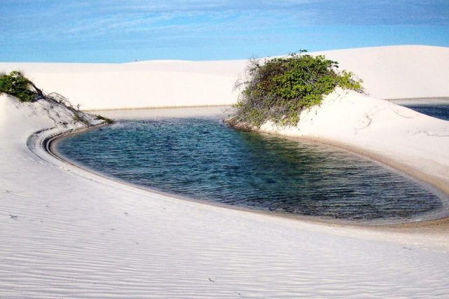 lagoas naturais. Foto: Patrick Emin