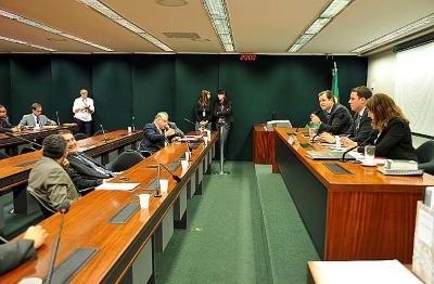 Instalação da Comissão para a discussão do Novo Código Florestal, em julho de 2013. Foto: Lucio Bernardo Jr/Câmara dos Deputados.