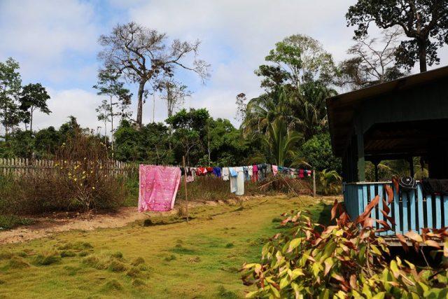 Uma das colocações, a vida simples de quem mora dentro da resex. Foto: Duda Menegassi.