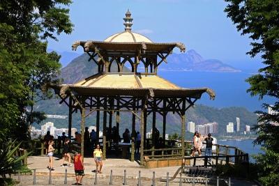 A Vista Chinesa é um dos atrativos mais populares do parque. Foto: Duda Menegassi.