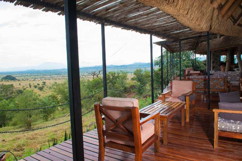 Kidepo Savannah Lodge (1)