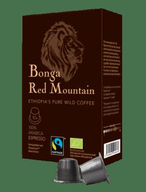 Bonga red mountain