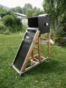 Solardörrer