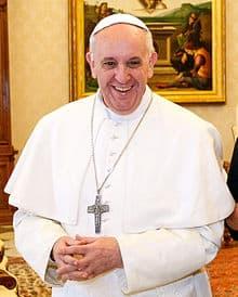 Papst Franziskus - Quelle: Agencia brasil